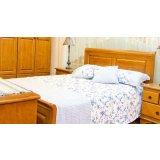 思可达卧室家具308型床-1