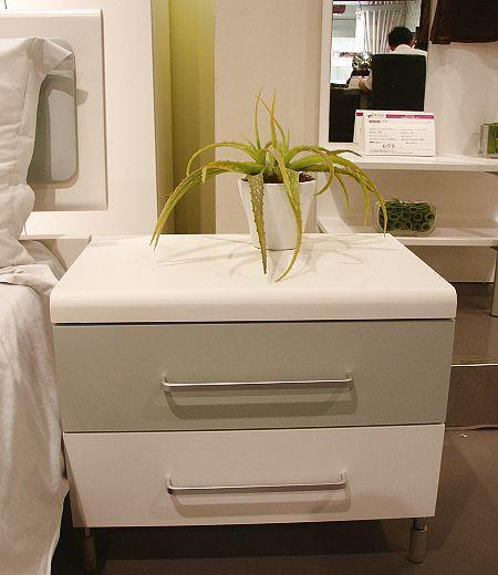 优美家卧室家具床头柜kb02kb02