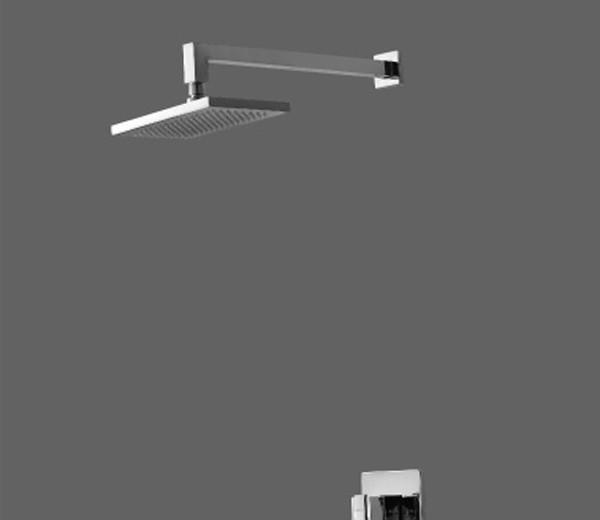 美加华M-3748C入墙式淋浴龙头(纯铜镀铬)M-3748C