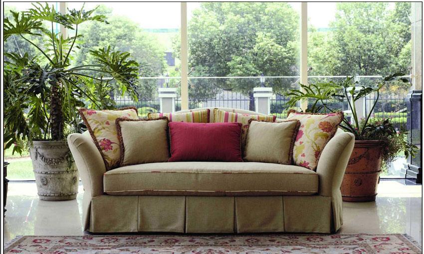 梵思豪宅客厅家具FH5092SF3p沙发FH5092SF3p
