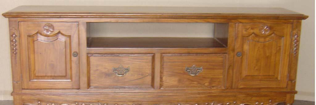明清华盛客厅家具西式电视柜西式电视柜