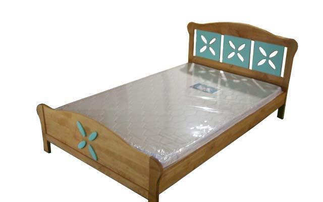 爱心城堡儿童家具床JA18-BD1-BLJA18-BD1-BL