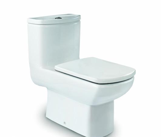乐家卫浴丹圣系列连体座厕(欧乐盖板)3-49458..03-49458..0