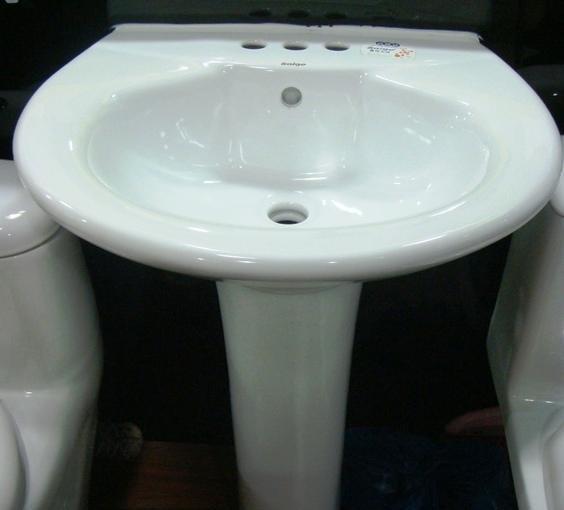 赛格卫浴立柱盆406