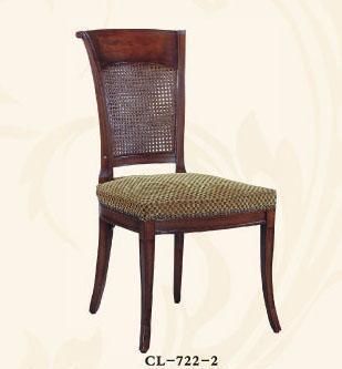 大风范家具低调伯爵餐厅系列CL-722-2餐椅CL-722-2餐椅