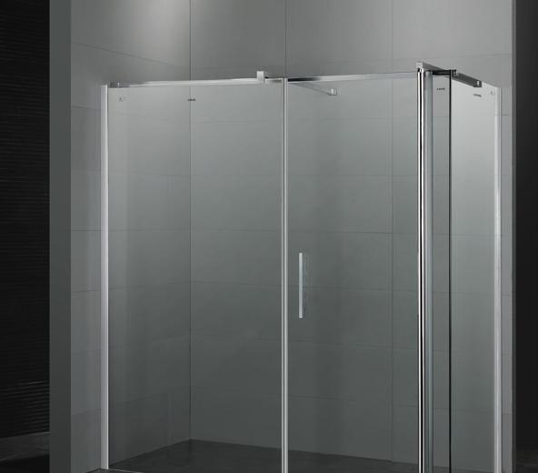朗斯整体淋浴房迷你系列E41<br />E41