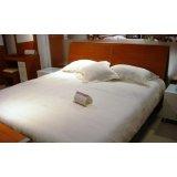 诺捷板式家具系列-双人床架-7B014-B
