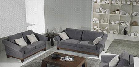 北山家居客厅家具多人沙发1SA940AD组合1SA940AD