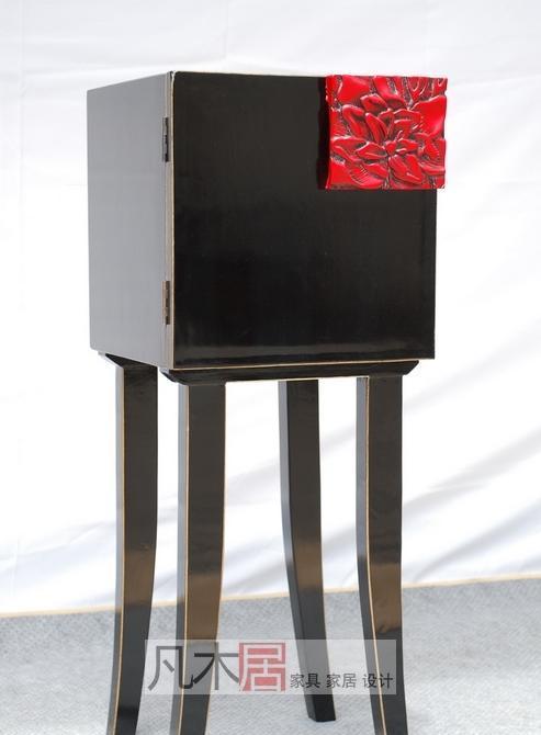 凡木居花影系列A4015电话箱(小)A4015