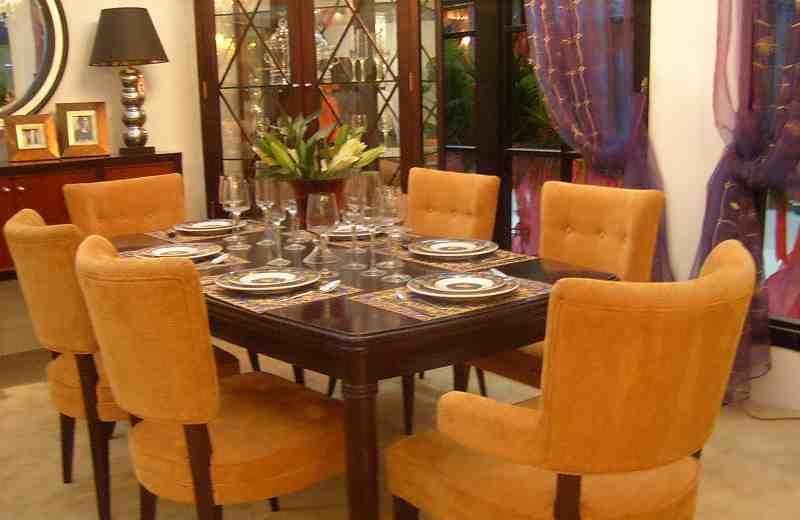 美凯斯餐厅家具经典恋人系列长餐台M-C458T-NM-C458T-N