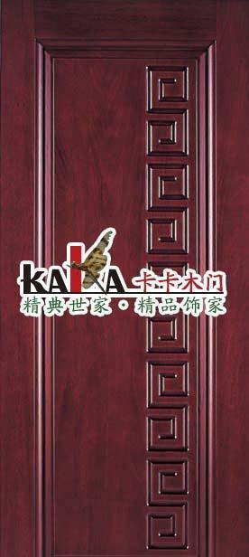 卡卡木门尚品清油造型系列KA-Z003