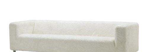 宜家克利帕(科拉 白色)四人沙发