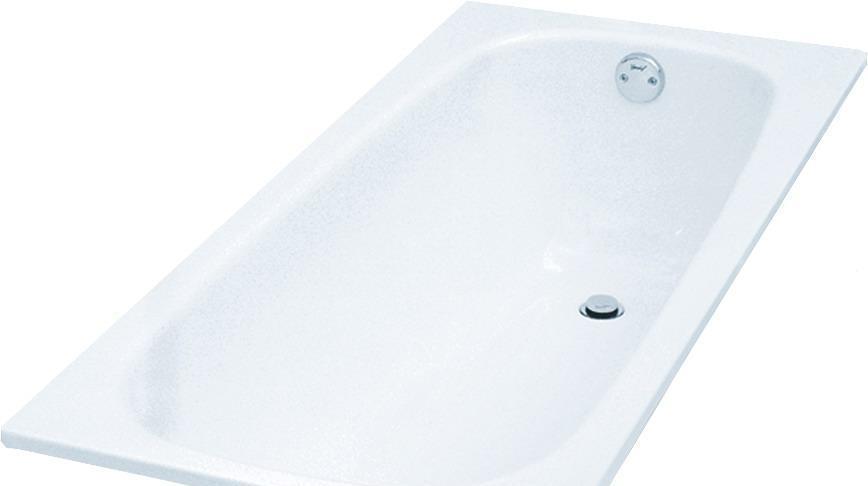 吉事多吉事多1.4M无裙边钢板浴缸GG-1028-WW-HTGG-1028-WW-HT