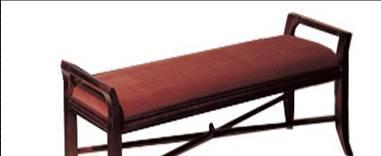 美凯斯卧室家具床尾凳M-C155W
