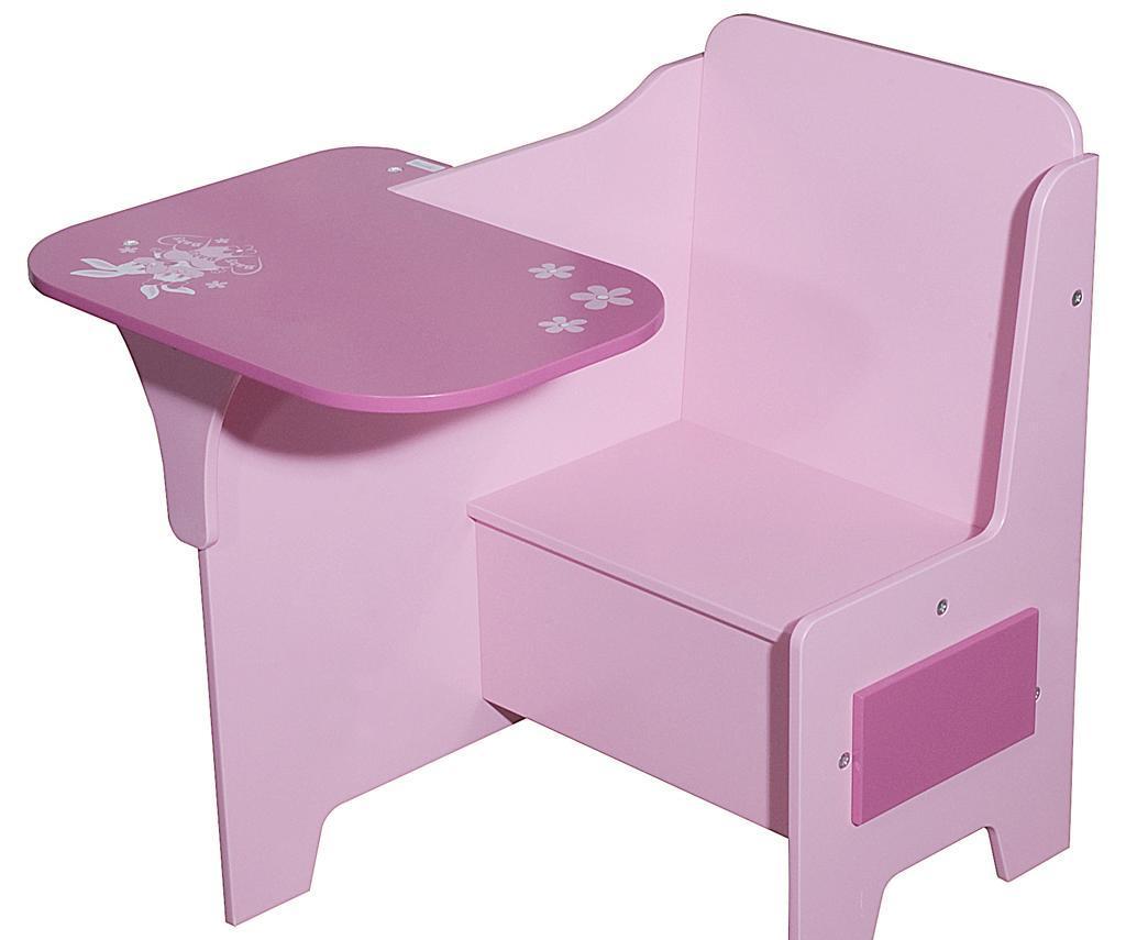图图佳佳图图宝宝系列RJU00466学习桌(粉色)RJU00466