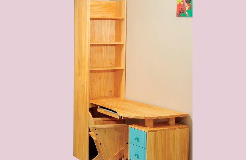 爱心城堡儿童家具书桌J014-DK1J014-DK1