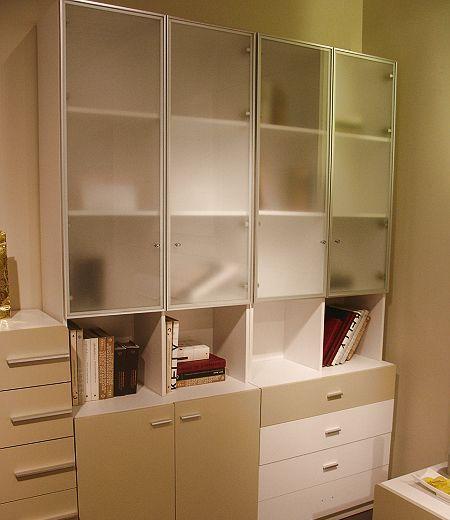 优美家书房家具书柜KH04+KH04AKH04+KH04A