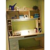 多喜爱儿童家具电脑桌组合书桌8M24+8V09