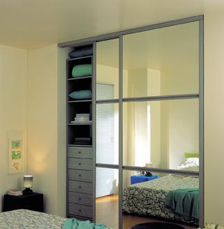 索菲亚衣柜立体横框配玻璃立体横框配玻璃