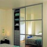 索菲亚衣柜立体横框配玻璃