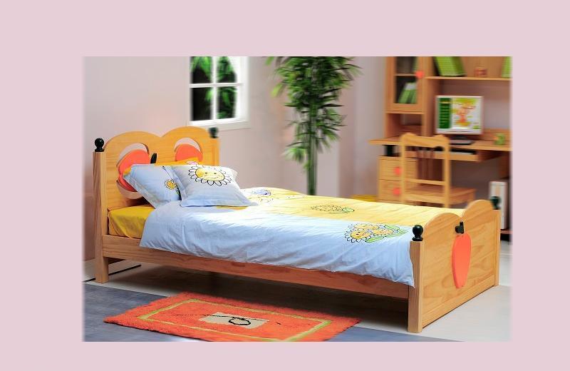 爱心城堡儿童床苹果J015-BD1-NRJ015-BD1-NR