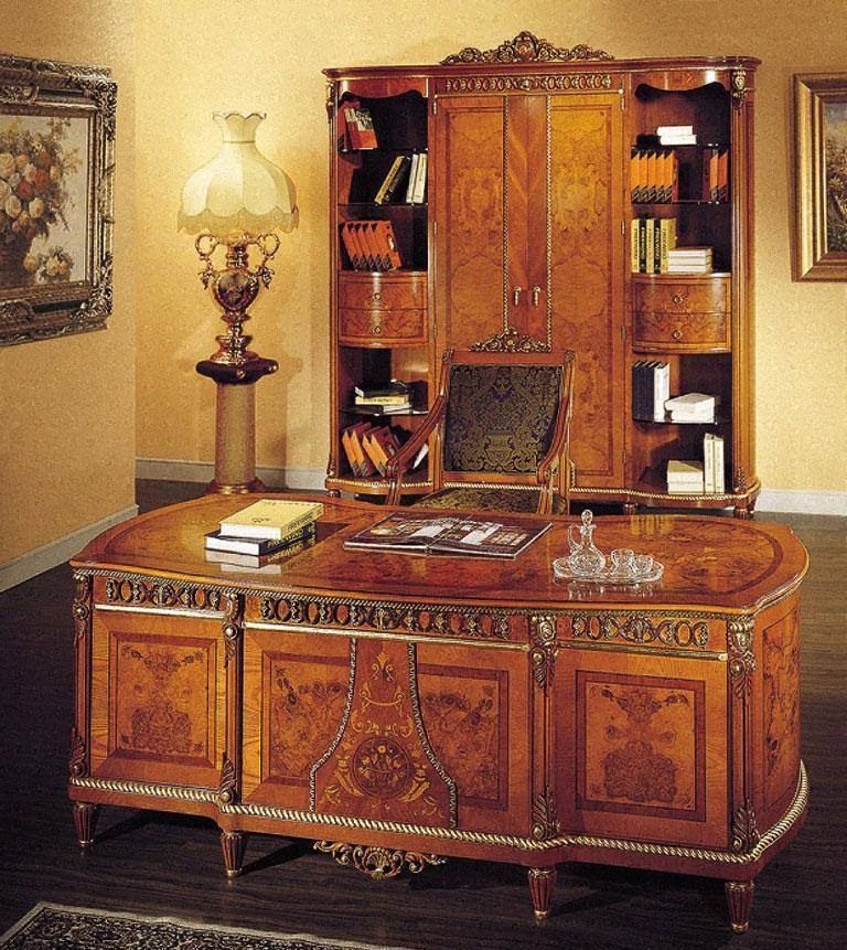 罗浮居书房家具奥美斯系列套餐奥美斯系列
