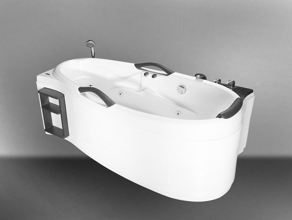 东鹏压克力豪华按摩浴缸JN17KL(R)JN17KL(R)