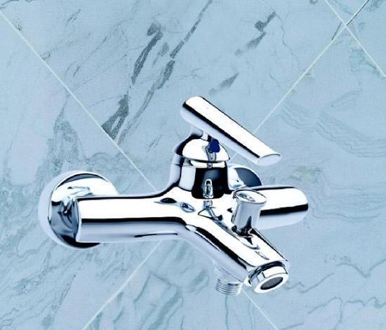 得而达单柄明装浴缸龙头简雅系列DC25150-350DC25150-350