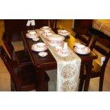 光明实木餐厅家具系列-086餐桌086-4102--128