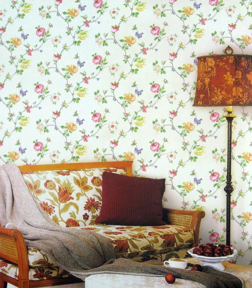 欧雅壁纸墙纸花海fh1201fh1201