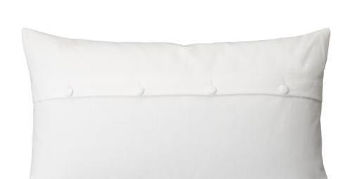 宜家靠垫套-爱克托-布勒丁(白色)爱克托-布勒丁