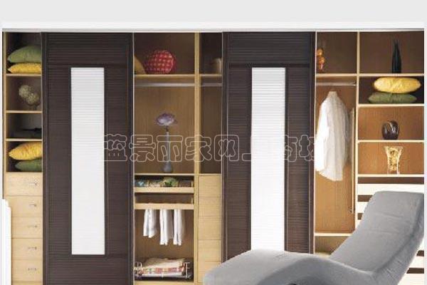 好莱客一字型组合衣柜2一字型组合衣柜2