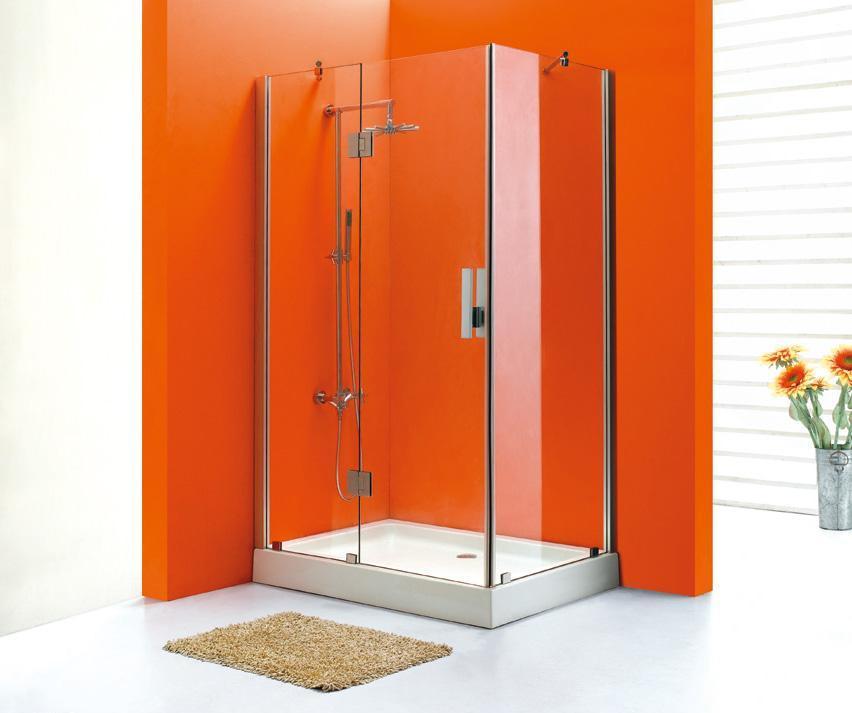 卫欧卫浴玻璃淋浴房VG-527VG-527