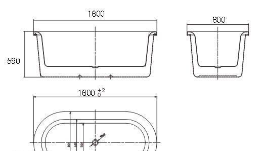 英皇按摩浴缸F160-1F160-1