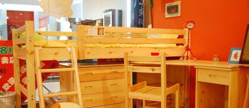 名松屋AS-2215电脑桌椅带床<br />AS-2215