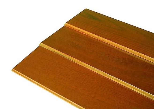 嘉森柚木现代系列实木地板柚木