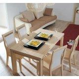 富之岛餐桌白榉系列12N11-1.4