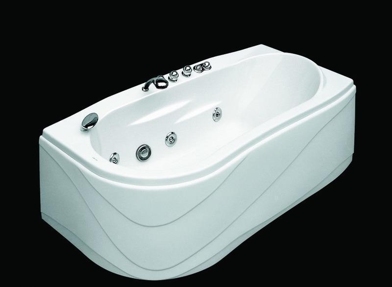 法恩莎-左/右按摩浴缸