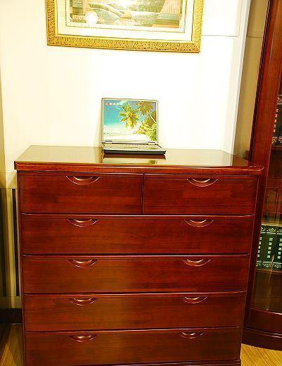 国盛卧室家具D六屉柜G1006-6