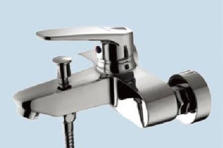 法恩莎F2C6868C单把挂墙式浴缸龙头F2C6868C