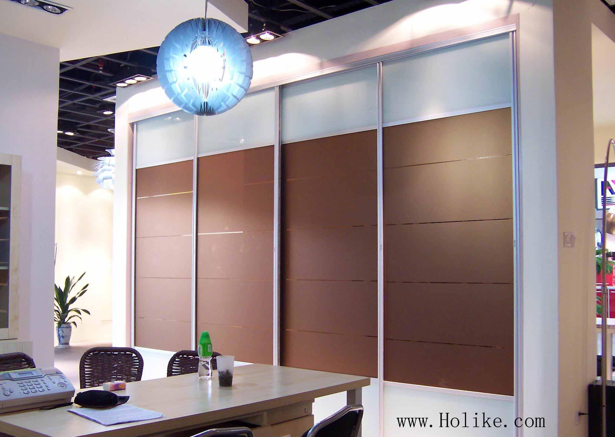好莱客整体衣柜―玻璃特色门玻璃特色门