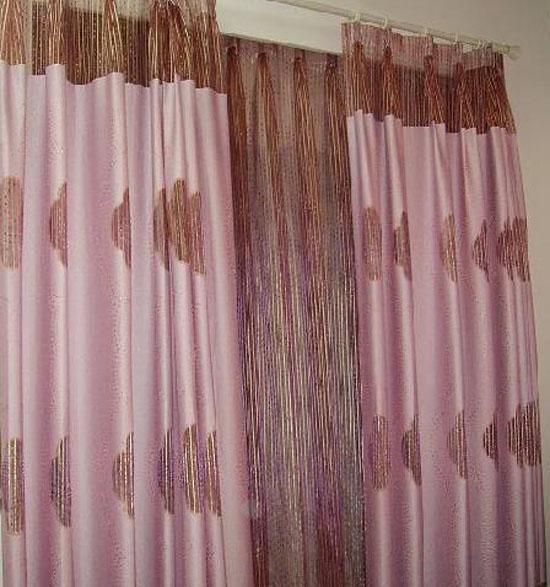 藤川布老虎女生专用卧室书房成品窗帘