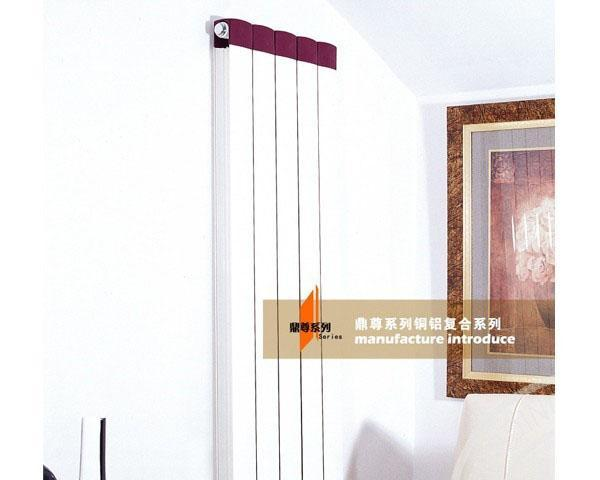 九鼎鼎尊系列JDTL6-6铜铝散热器JDTL6-6