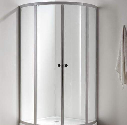 箭牌简易淋浴房AL1007AL1007