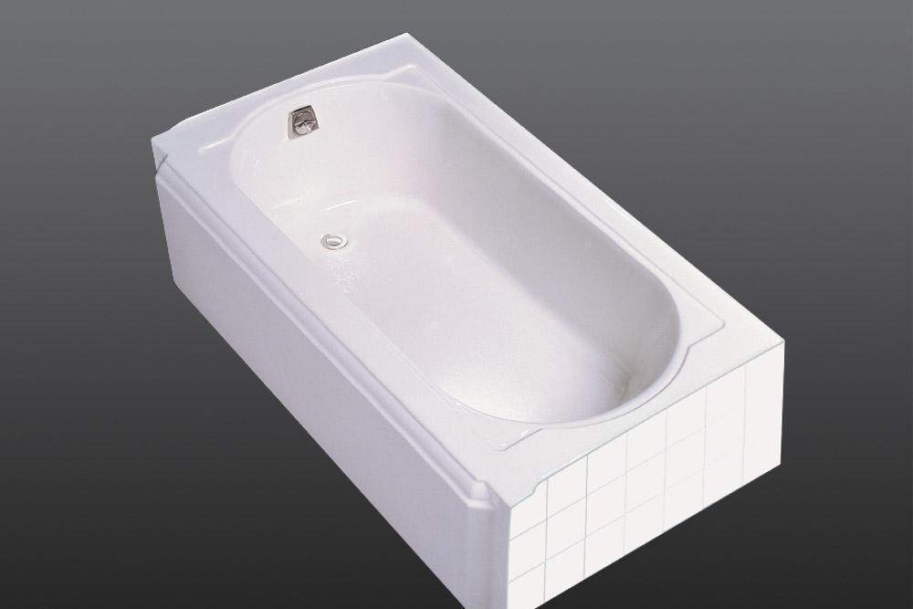 科勒-梅玛铸铁浴缸K-722CK-721C/K-722C