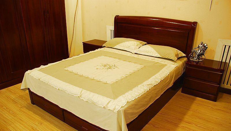国盛卧室家具牡丹150矮箱尾抽M1512M1512