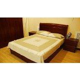国盛卧室家具牡丹150矮箱尾抽M1512