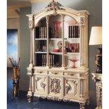 罗浮居书柜意大利SILIK家具F1-43-015-D23