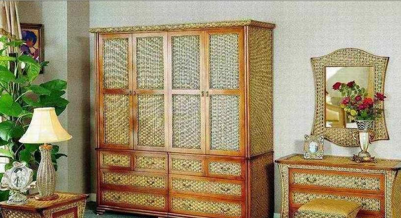 翡翠藤器衣柜1件套圣保罗圣保罗