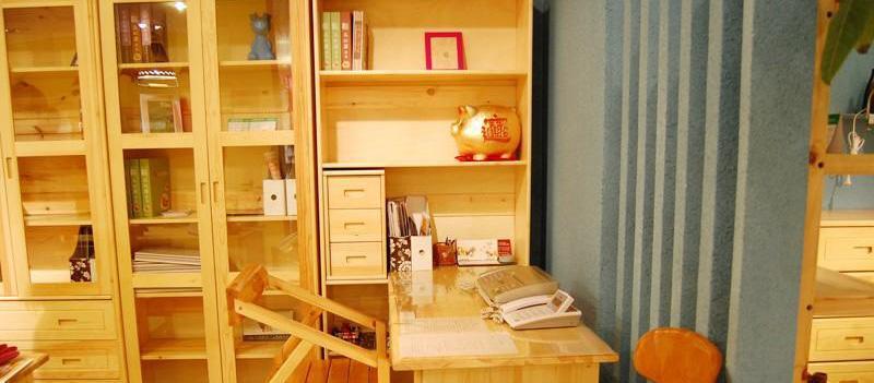 名松屋AS-2036电脑桌+椅子AS-2036